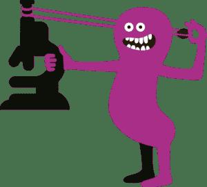 Monstres & Personnages - Kroscope Violet