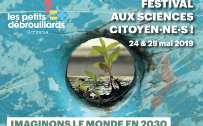 """""""Aux sciences citoyennes"""" : demandez le programme !"""