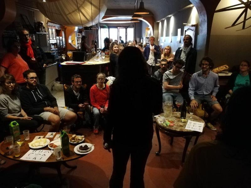 CHAMPAGNE POUR TOU·TE·S? Un café des sciences eau top à Perpignan