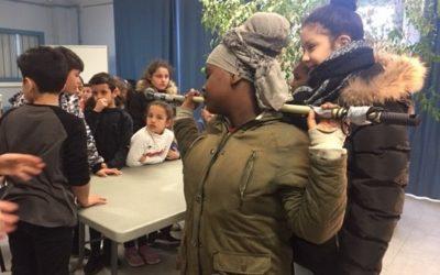Un documentaire par Les Jeunes à la sauce Petits Débrouillards !