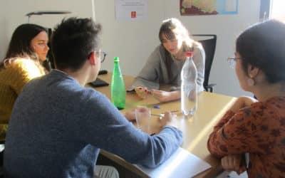 Lancement du Service Sanitaire avec les étudiants en médecine de Nîmes