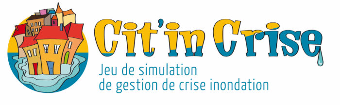 Logo de Cit'in Crise