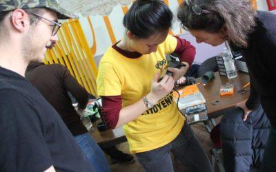 Démarrage d'un repair'café à Béziers