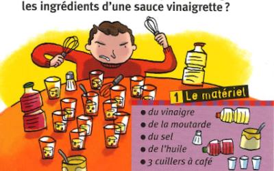 Ce qu'il se passe quand on cuisine (4 expériences à partir de 7 ans)