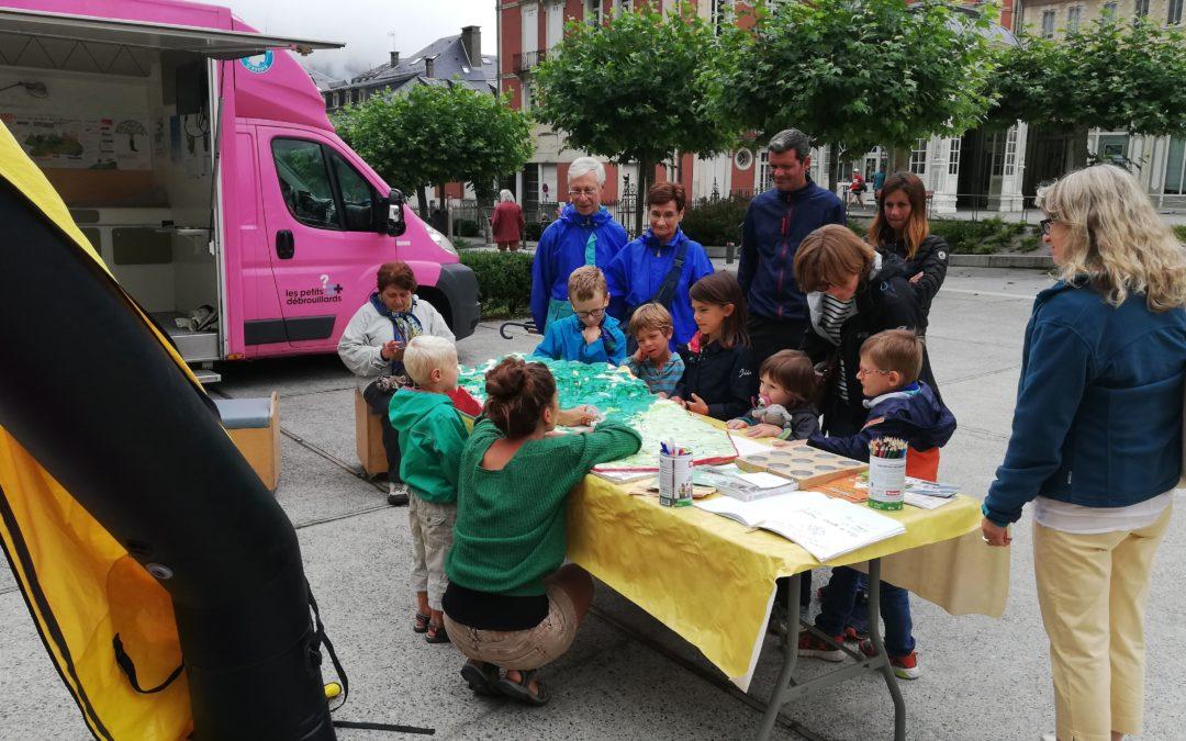 Le Science Tour des Pyrénées redémarre en 2020 !