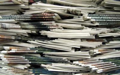 Revue de presse ensoleillée