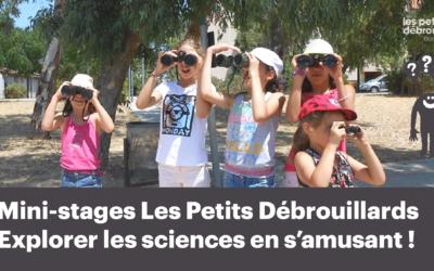 Lancement des inscriptions Mini-stage Toussaint 2020 Aude