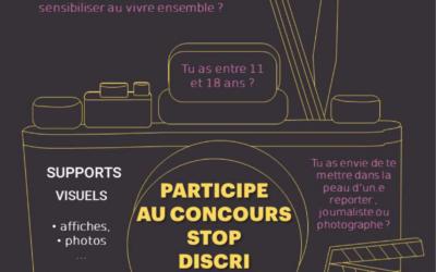 """Concours """"Stop Discri"""" à Carcassonne"""