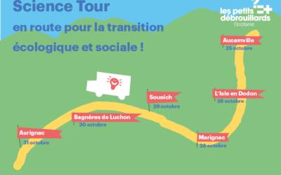 Science Tour Garonne: En route pour la transition écologique et sociale !