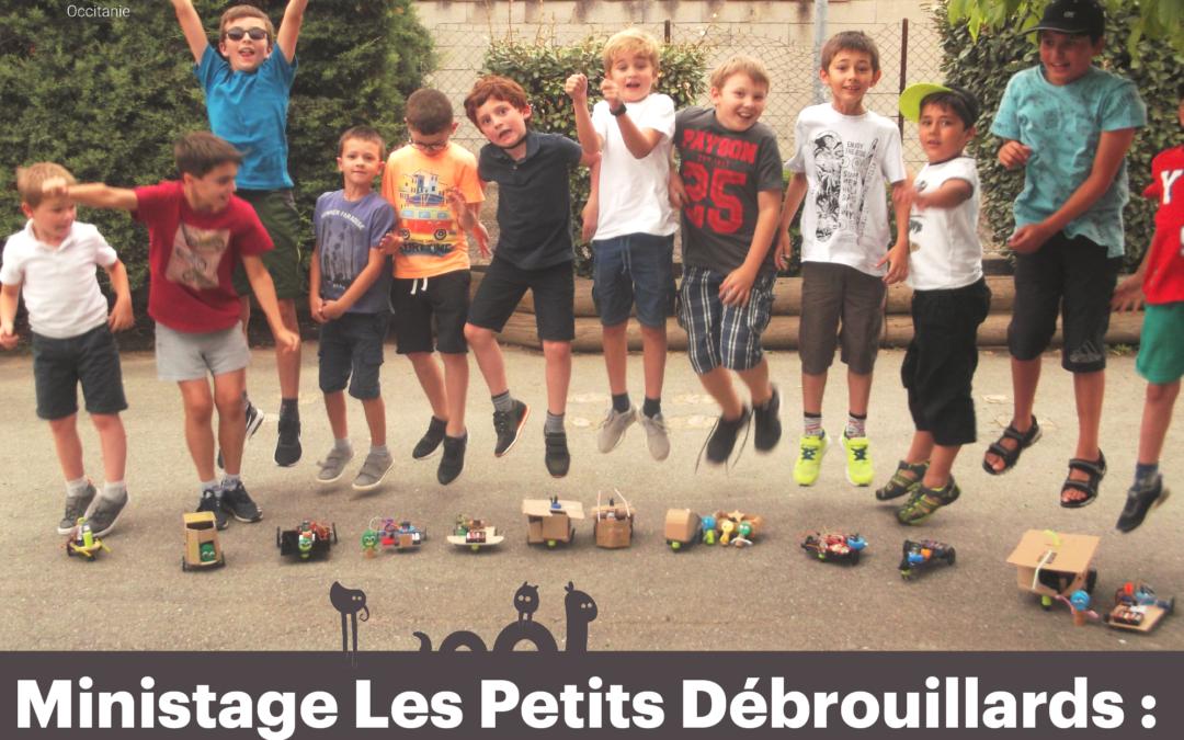 Lancement des inscriptions aux Mini-Stages de Février à Carcassonne