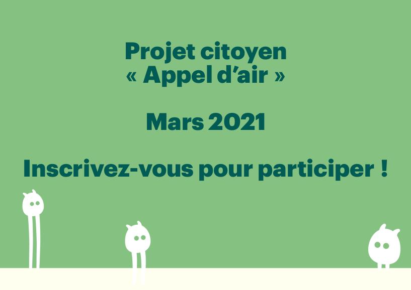 Gard : Projet citoyen Appel d'air