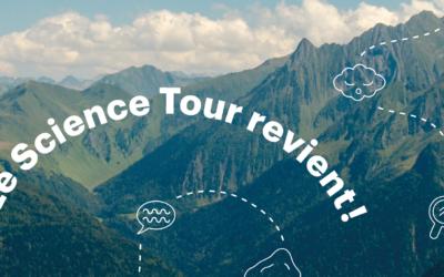 Le Science Tour revient animer l'été des Pyrénées !