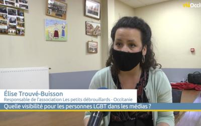 Visibilité des personnes LGBT et rapport à l'information !