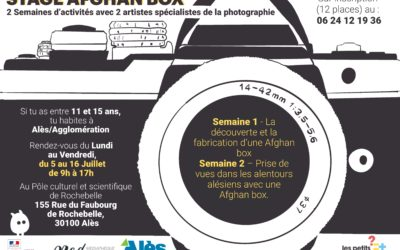 Stage Afghan box dans le Gard : inscris-toi !