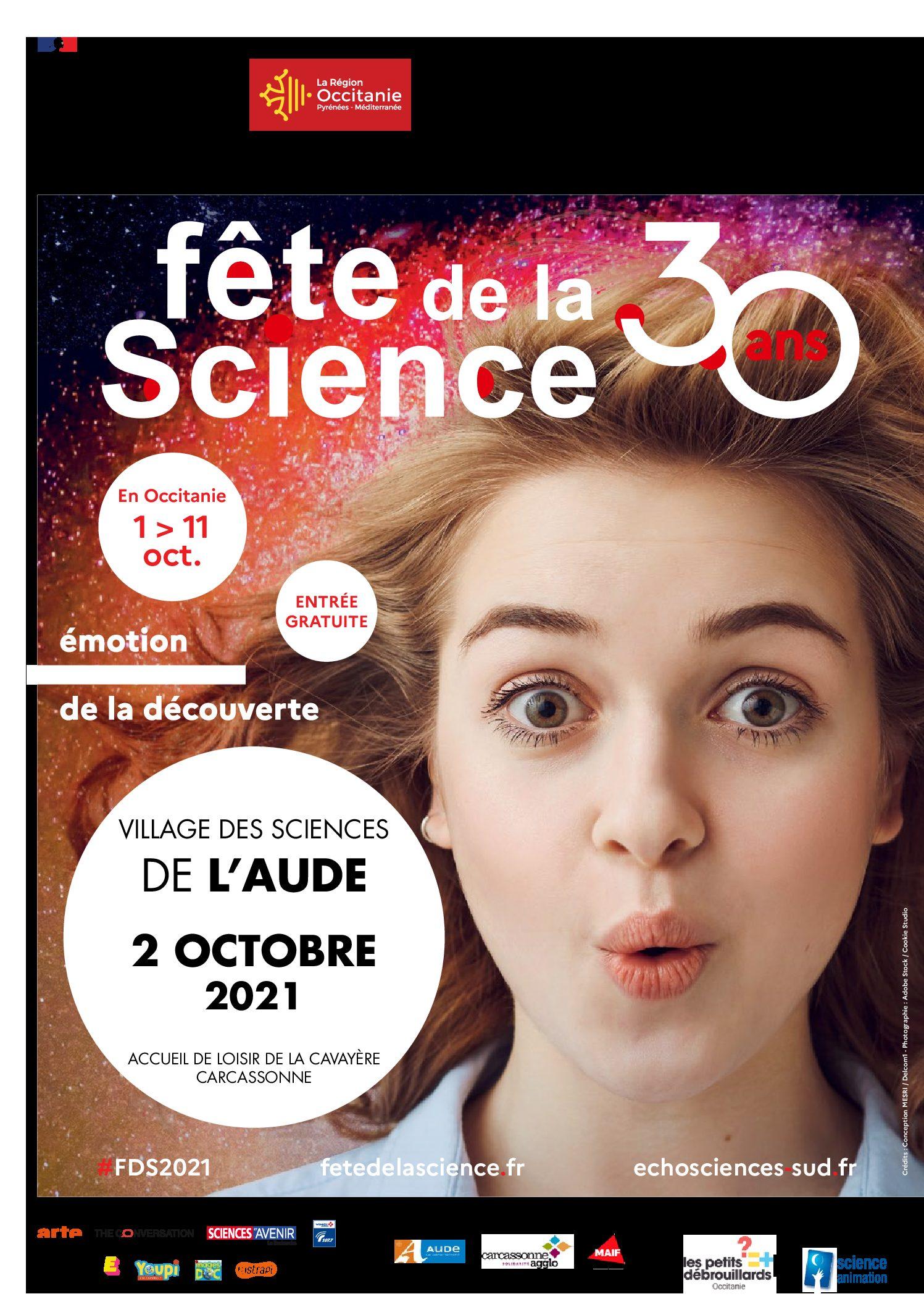 C'est la fête de la science dans l'Aude