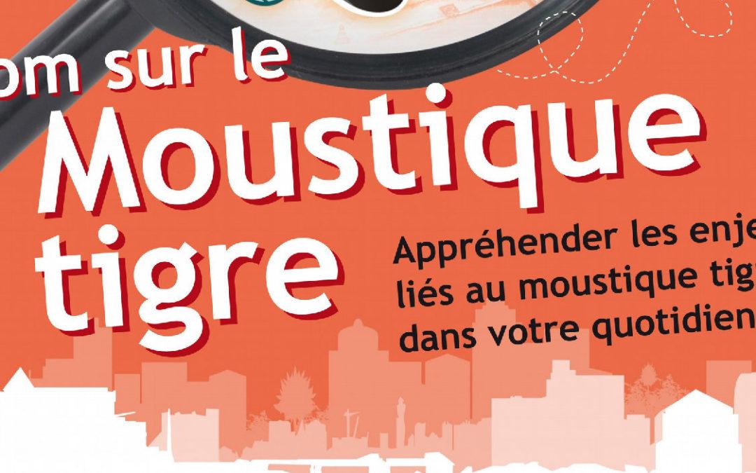 Gard : lutte contre le moustique tigre !