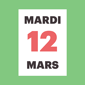 Soirée Associative le 12 mars!