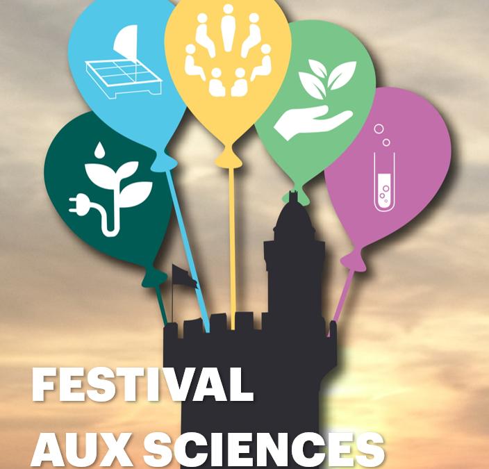 FESTIVAL AUX SCIENCES CITOYEN·NE·S !