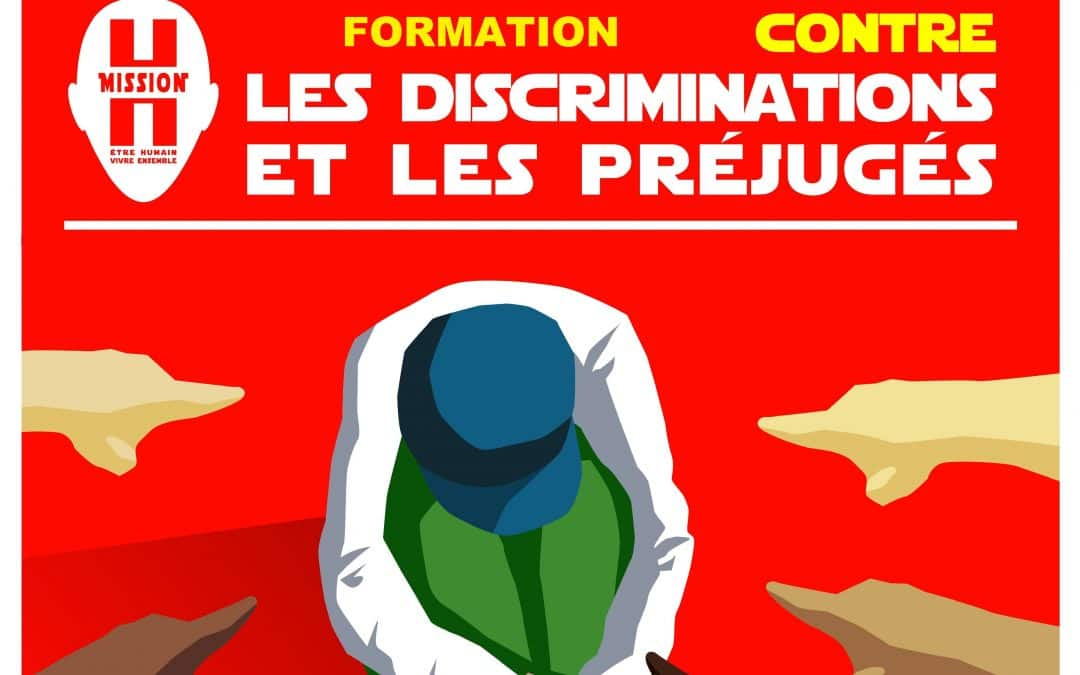 Formation Animer contre les discriminations avec la Mallette EHVE – Mars 2020