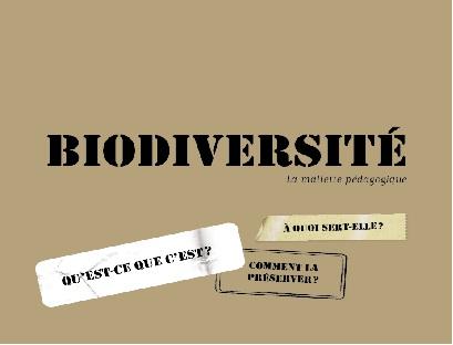 Mallette Biodiversité