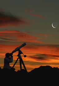 Animer l'astronomie