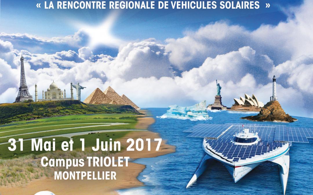 Les rencontres Solaris Camp 2017, c'est parti!