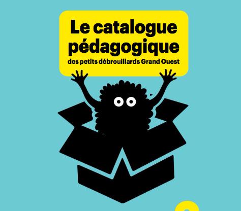 Le catalogue pédagogique 2017 est en ligne.