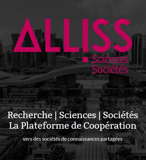 Alliance Sciences Socétés – Livre blanc