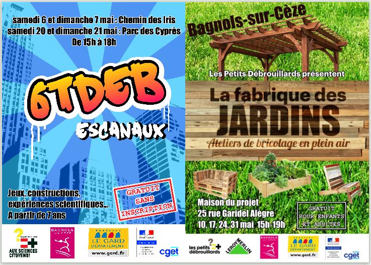 En mai, à Bagnols-sur-Cèze…