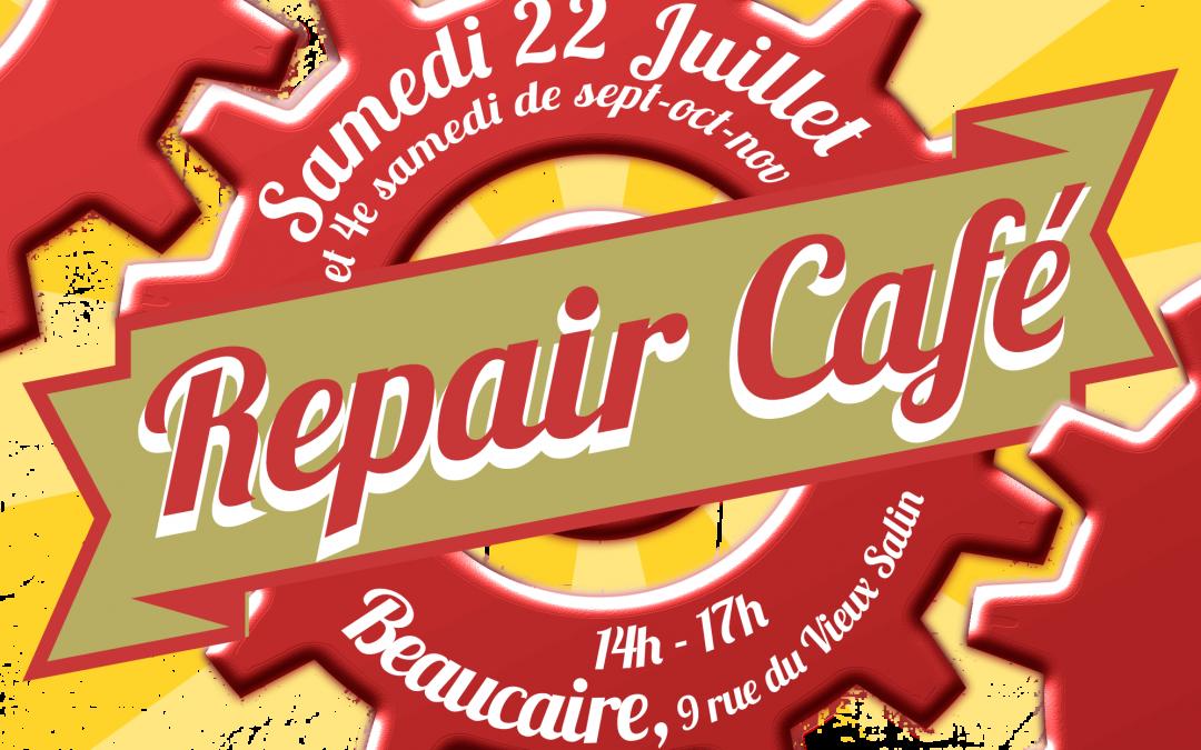 Le Repair Café, c'est aussi à Beaucaire!