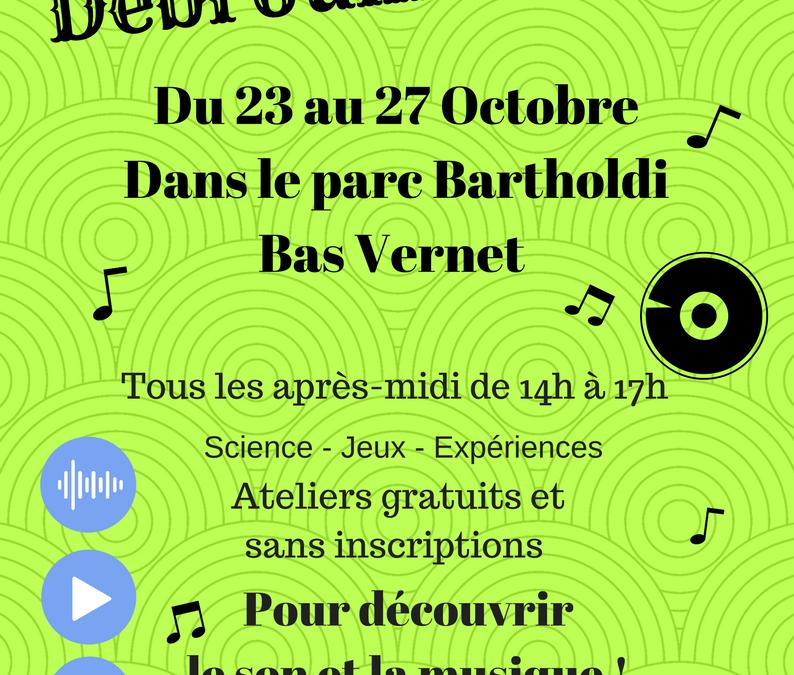 La musique au coeur du Bas-Vernet, pour une Cité Déb rythmée !