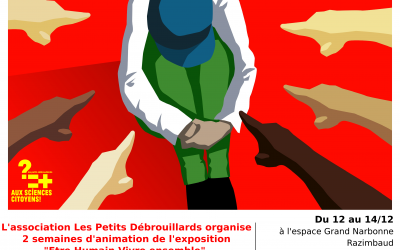 Une exposition de lutte contre nos discriminations et nos préjugés