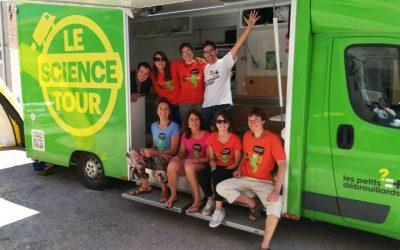 La tournée Transitions dans les Pyrénées Catalanes, c'est parti !