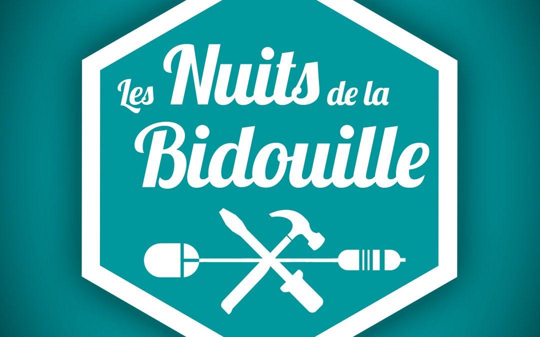 Les Nuits de la Bidouille à Nîmes!